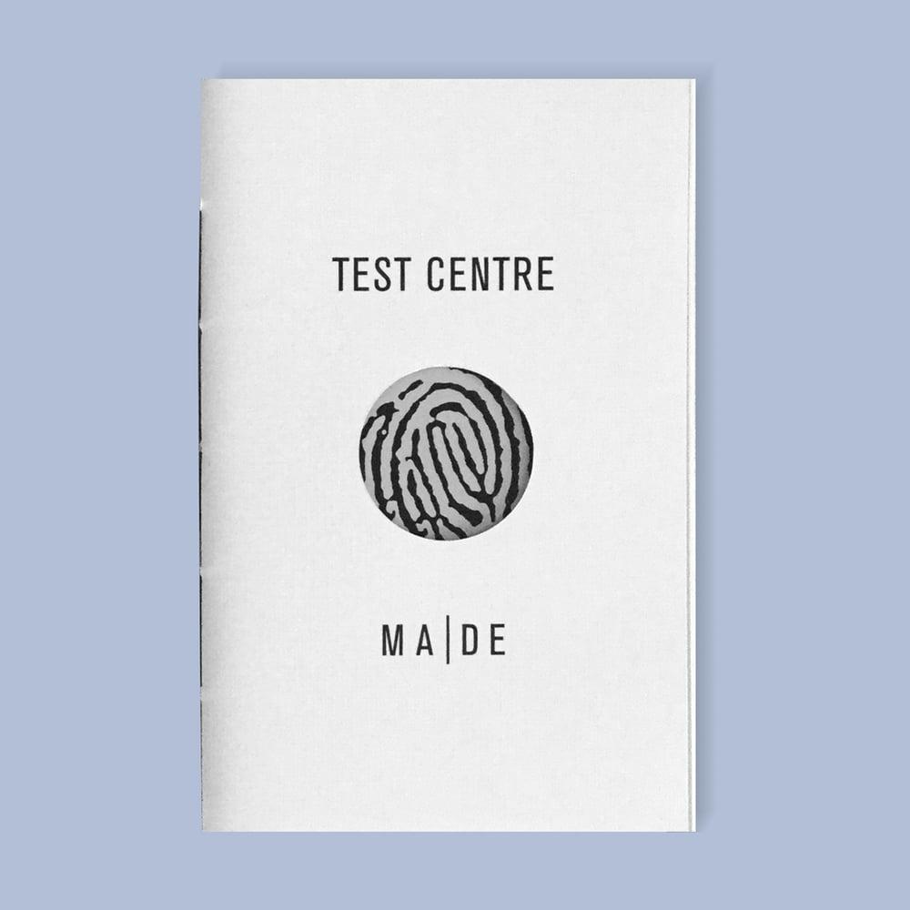 Image of TEST CENTRE by MA|DE