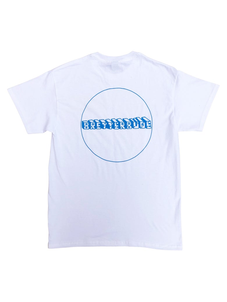 Image of Bretterbude Brick Logo Shirt
