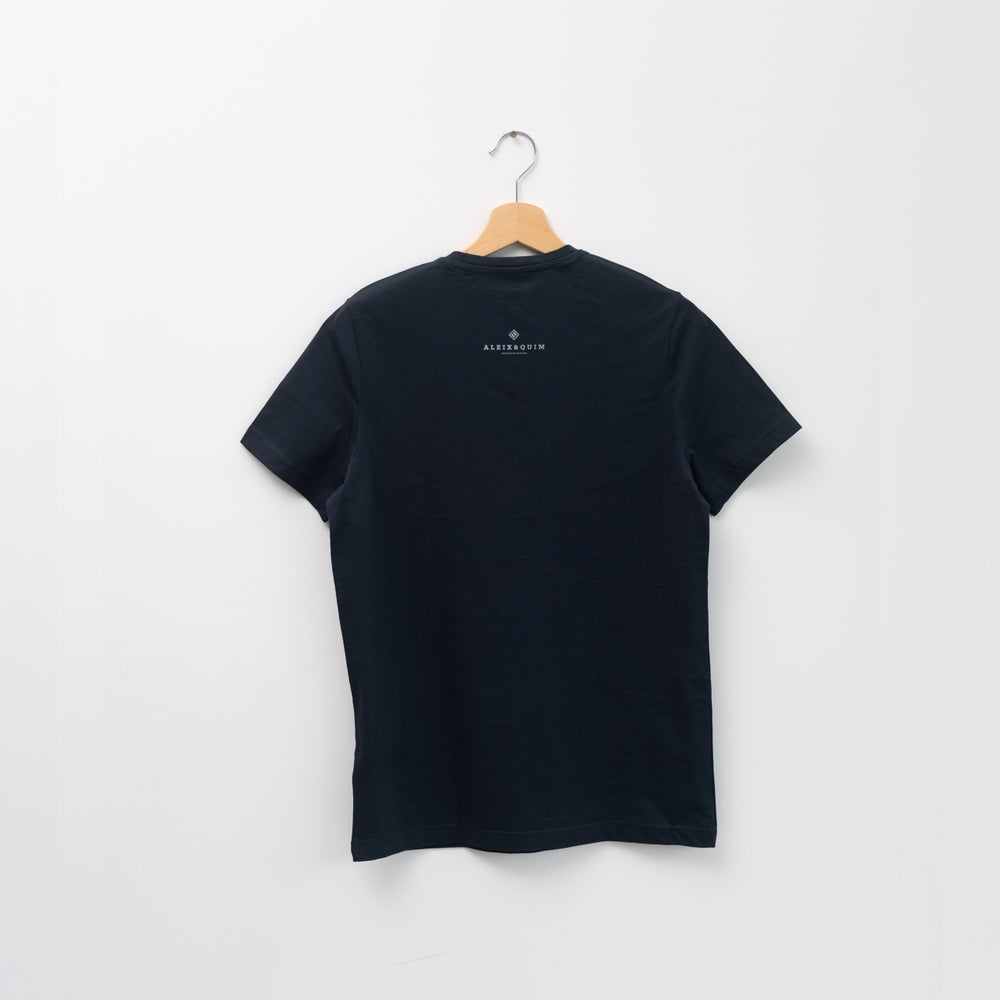 Image of CAMISETA POKET AZUL
