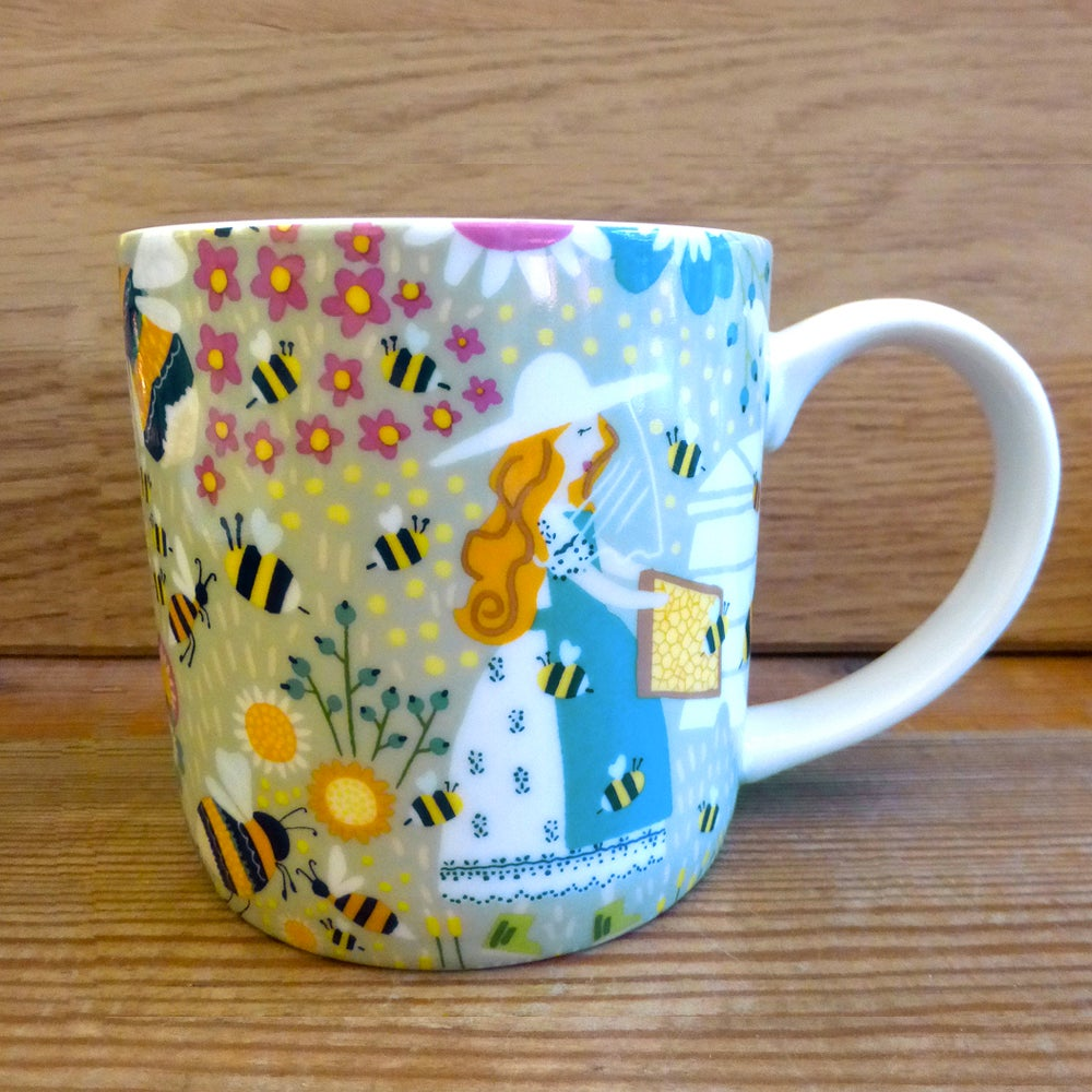 Image of Bee Mug