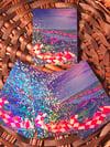 Froggie Holographic Vinyl Stickers