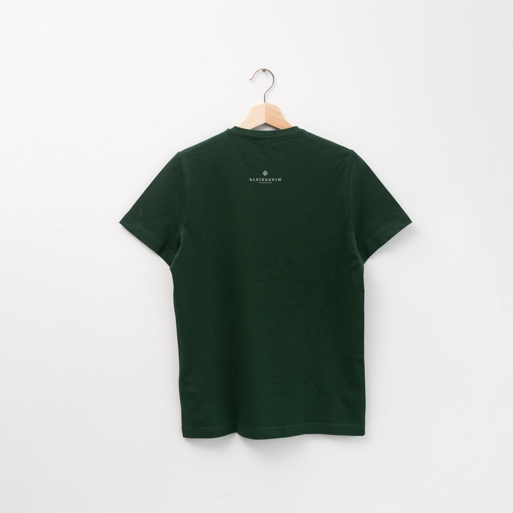 Image of CAMISETA POKET VERDE