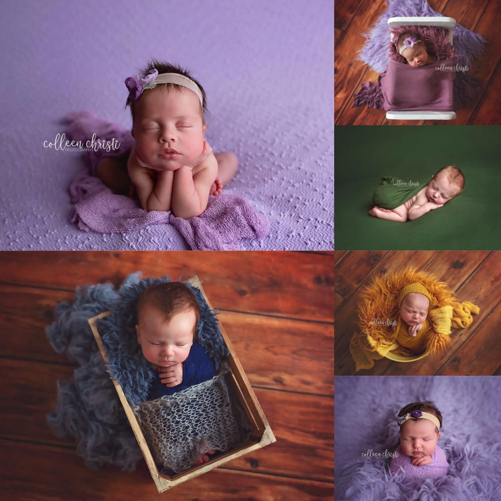 Image of Newborn Posing Workshop - Omaha, NE