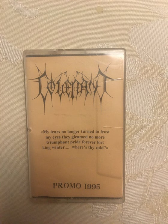 Image of Covenant original Promo/Demo