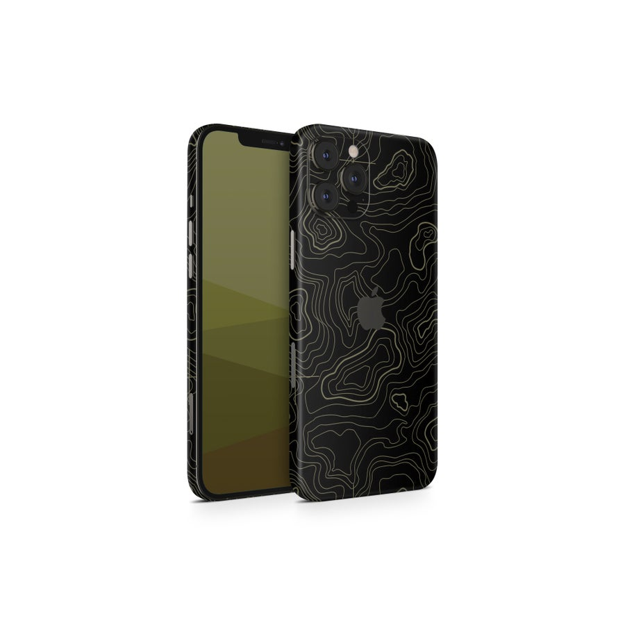 Image of [Limited] 3M Tamography™ iPhone 12/Pro/Max/Mini Full Wrap