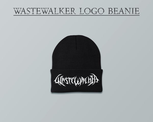 Image of Wastewalker logo beanie (PRE-ORDER ships in March 2021)