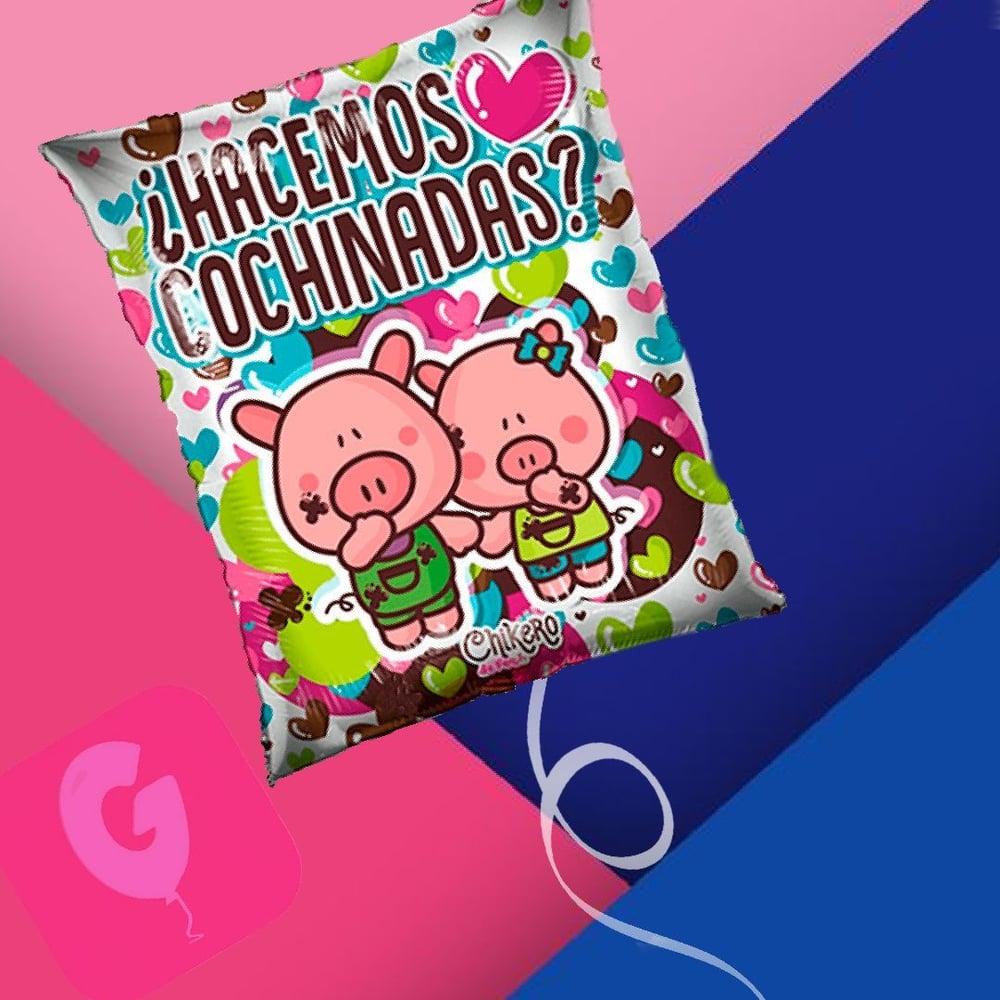 Cochinadas - Valentine 2021 PRE SALE