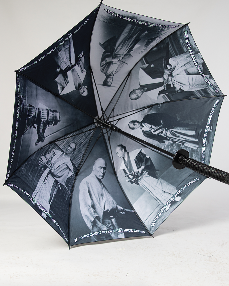 Image of Samurai Umbrella