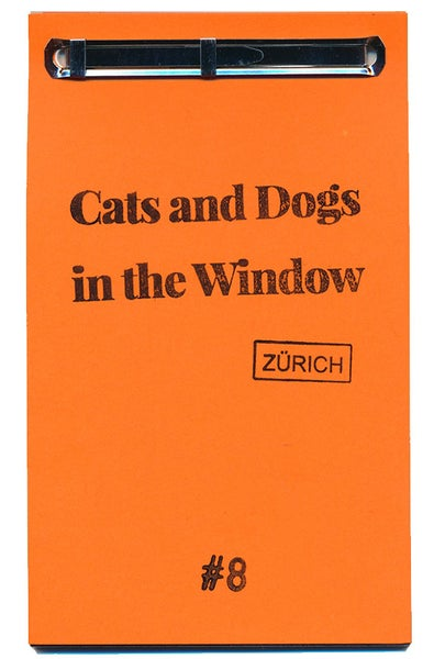 Image of 'Cats and Dogs in the Window' #8 ZÃœRICH special