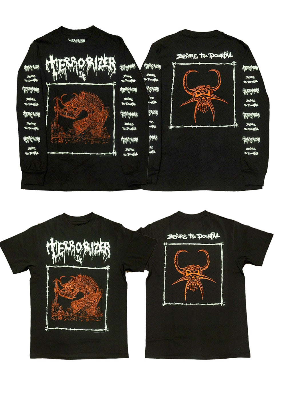 Terrorizer - Before The downfall