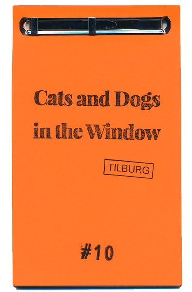 Image of Cats and Dogs in the Window #10 TILBURG special