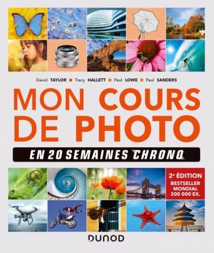 Image of Mon cours de photo en 20 semaines chrono - 2e édition