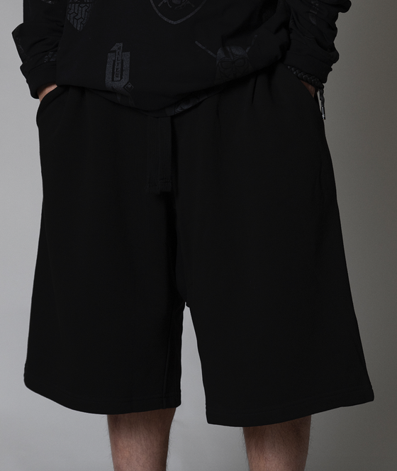 Image of Double Dark Shorts