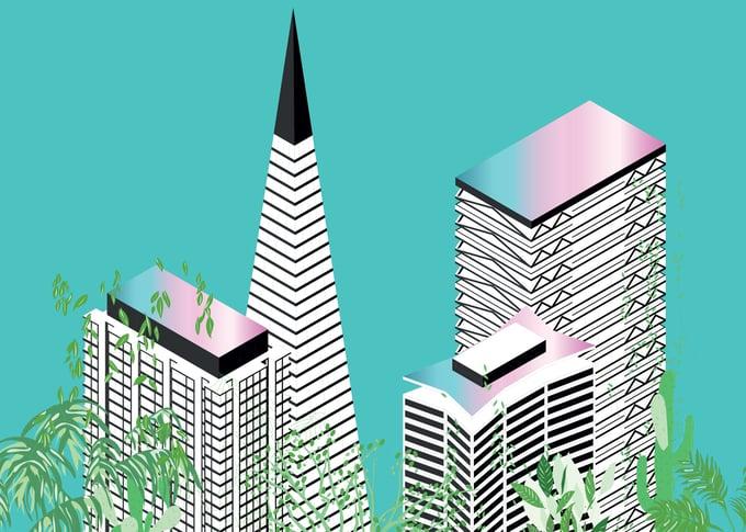 Image of ISO SAO PAULO TURQUOISE CITY