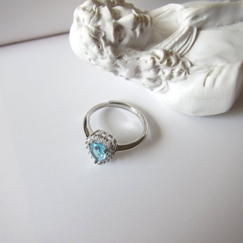 Image of Euphoria topaz ring