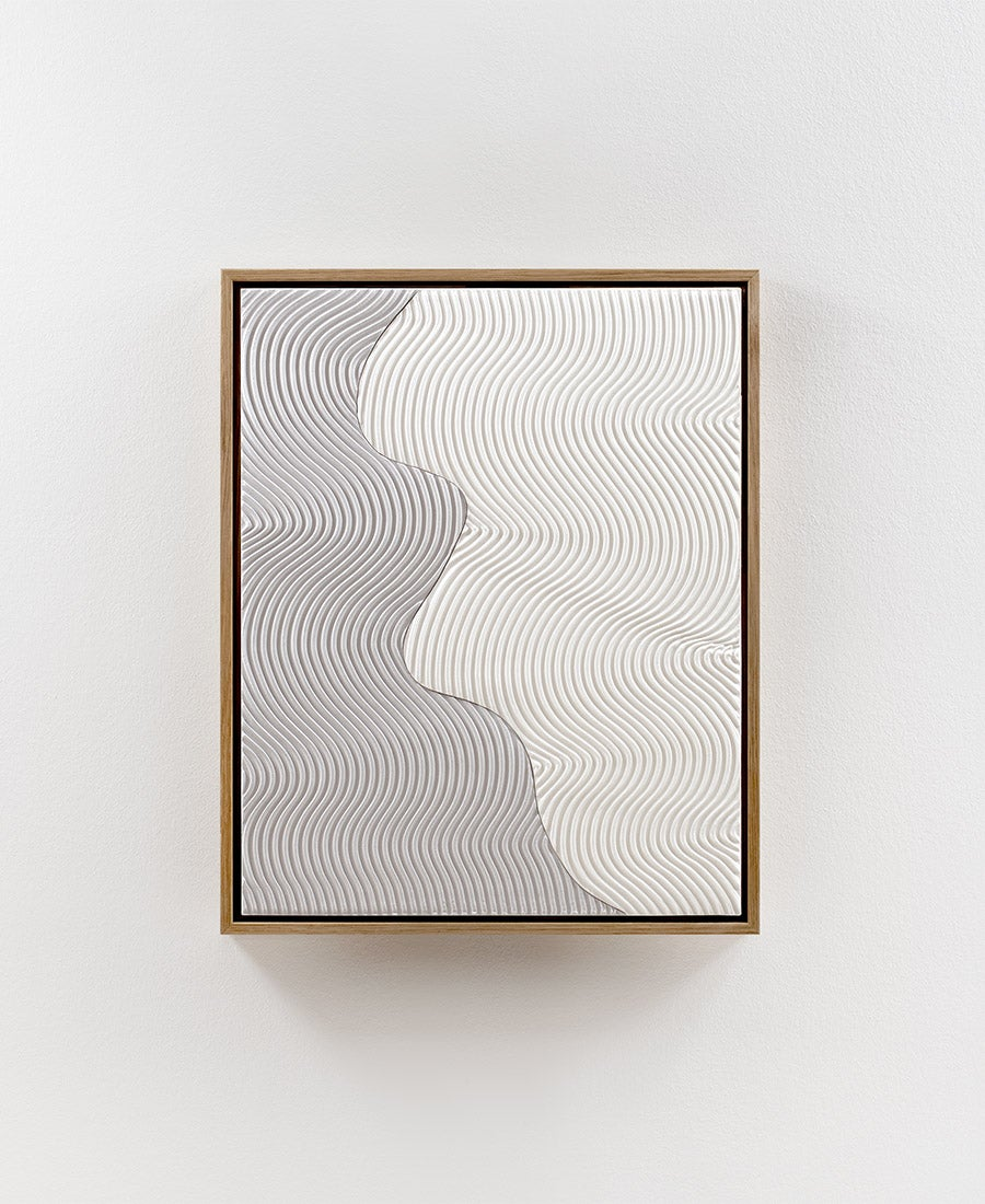 Image of Relief Duo · Grey No. 2