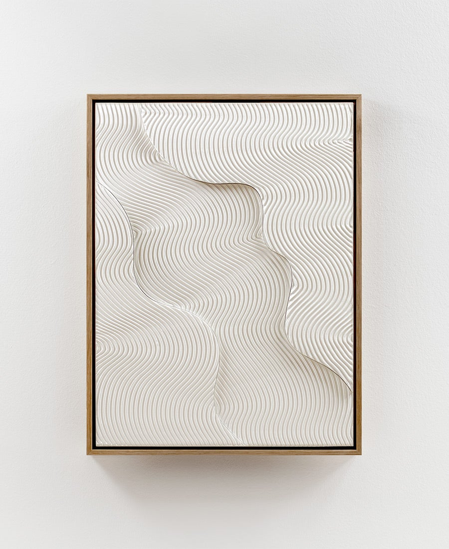 Image of Relief · Wave No. 1 (sold)