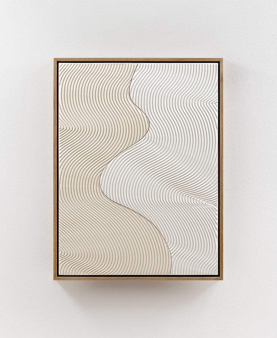 Image of Relief Duo · Sand No. 1