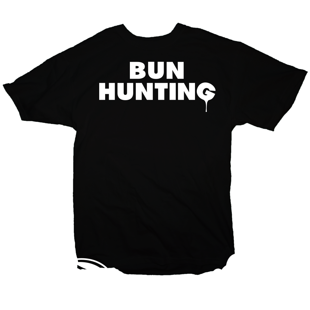 BUN HUNTING T-SHIRT