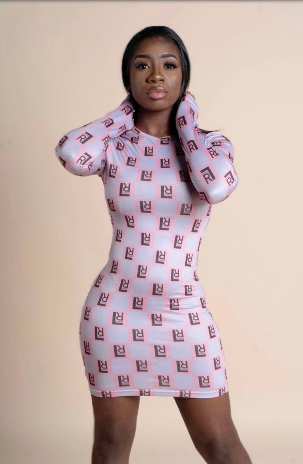 Image of Cali Girl Dress with thumb holes