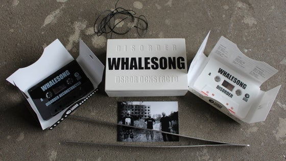 """Image of WHALESONG  """"D3"""""""