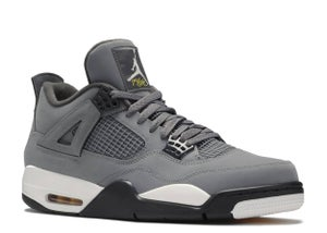 Image of AIR JORDAN 4 RETRO 'COOL GREY' 2019