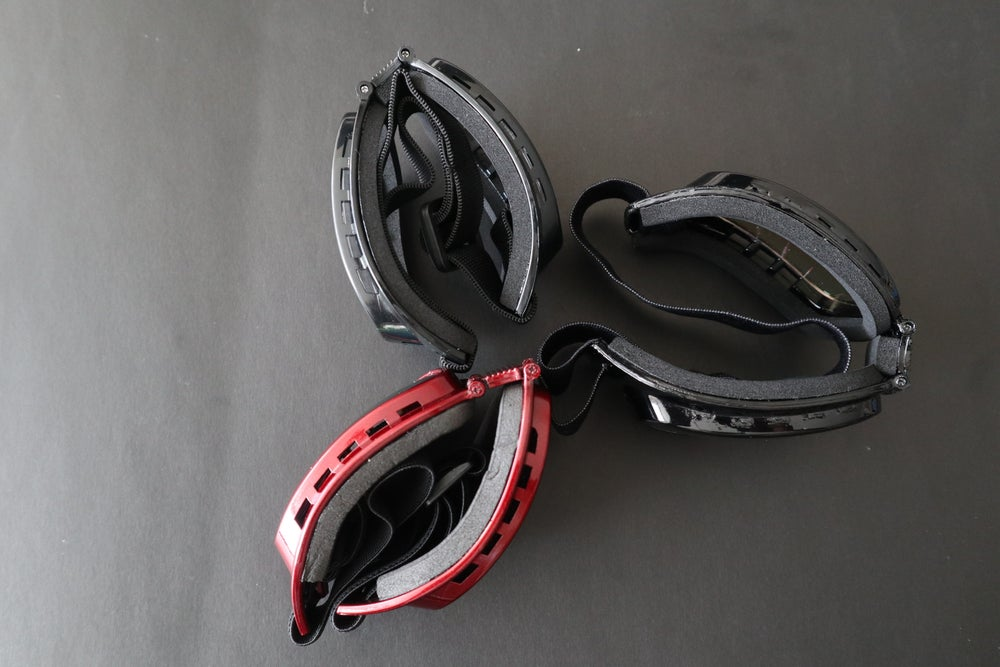 Foldable Motorcycle Goggles