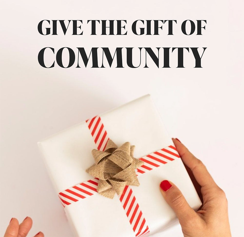Image of Give the Gift of Creativity, Community, and Inclusion