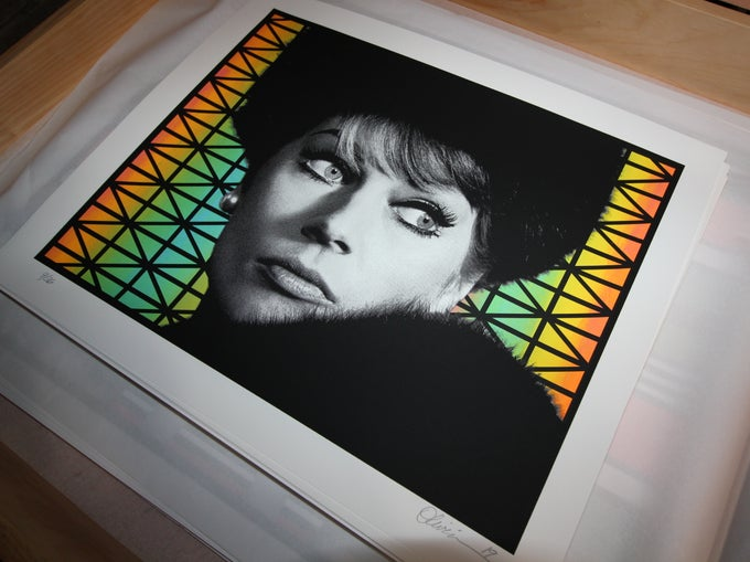 """Image of """"Paranoia"""" - Variant Edition - Print #9/36"""