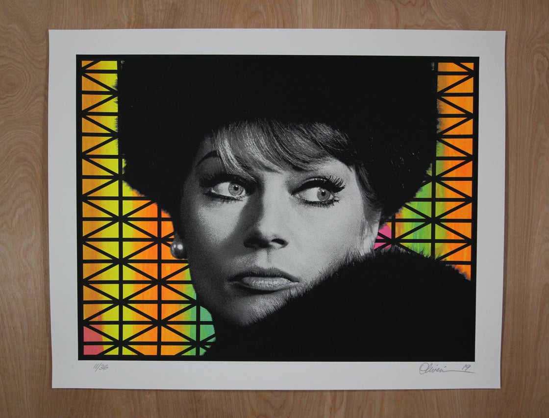 """Image of """"Paranoia"""" - Variant Edition - Print #11/36"""