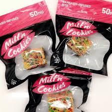 50mg Milf n Cookies Bites
