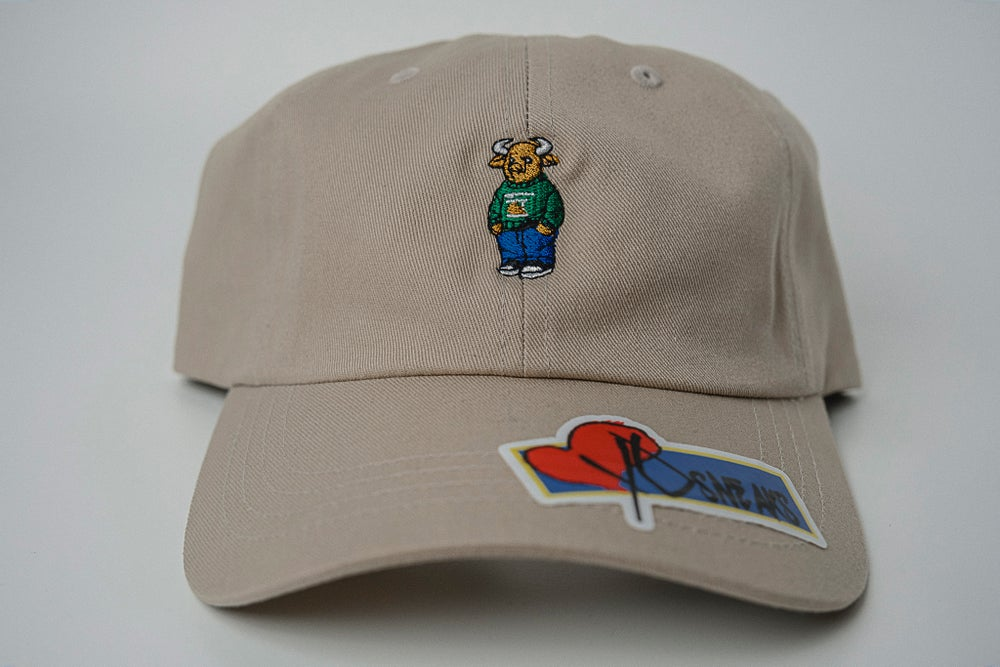 Bully polo dad cap
