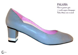 Image of PALASIA Gris Champagne