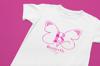 Butterfly Village White Shirt