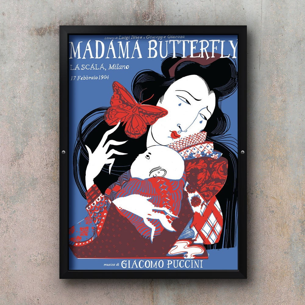 Image of Madama Butterfly by Taylor Dolan