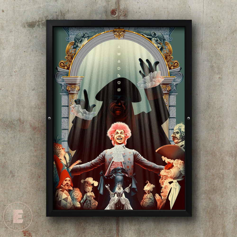 Image of AMADEUS (Regular Edition) by Kevin Tong