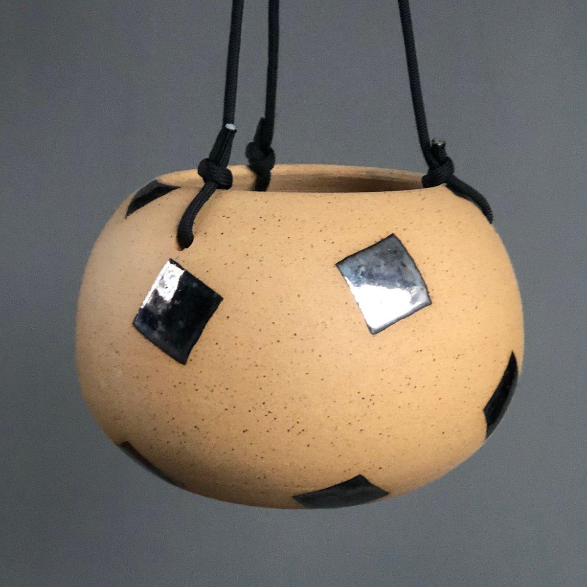 Image of Confetti upside down planter