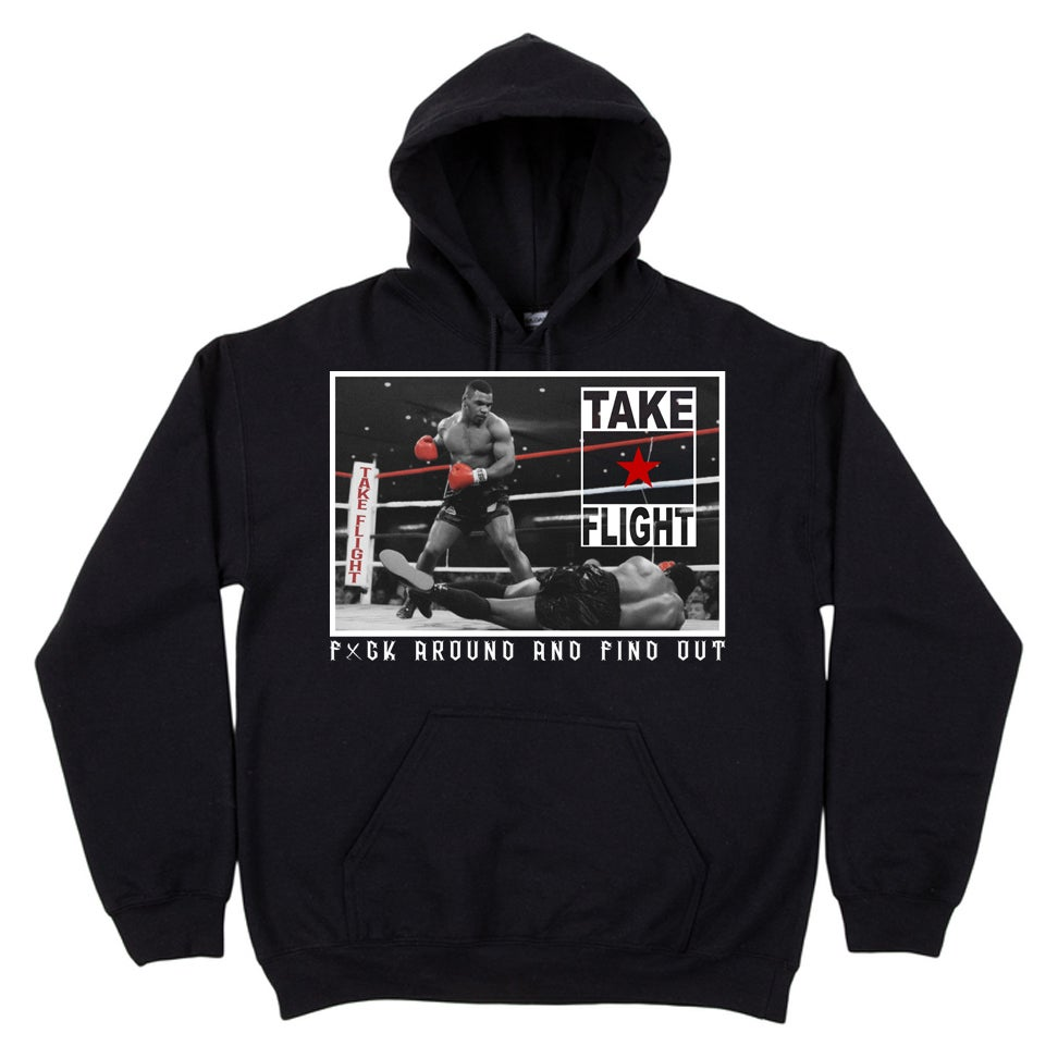 Image of Iron Mike hoodie