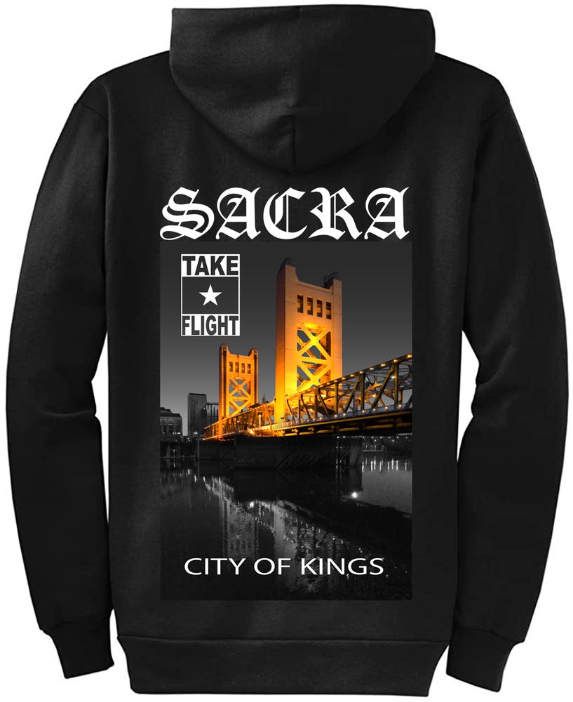 Image of City of Kings hoodie