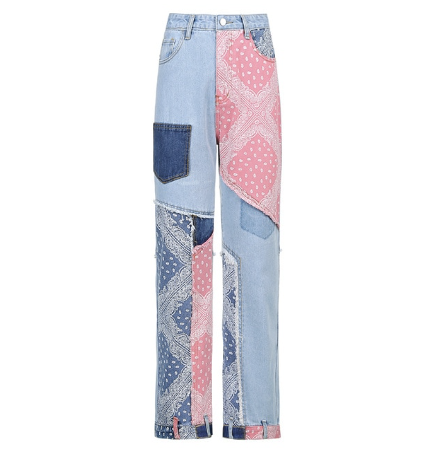 Image of Winifred Patch Jeans