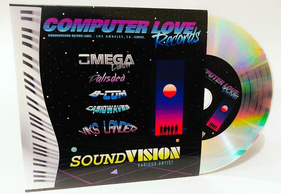 Image of SoundVISION Various Artist (Vinyl Style CDs)