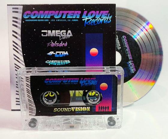 Image of SoundVISION (Vinyl Style CD + Cassette Bundle)