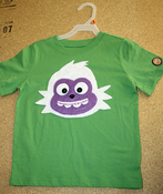 Image of Seymour Yeti Shirt by UltraPunchToyCo.