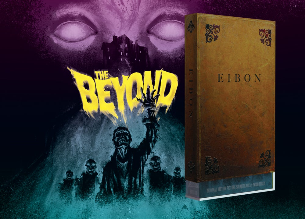 The Beyond - Limited Slipcase edition