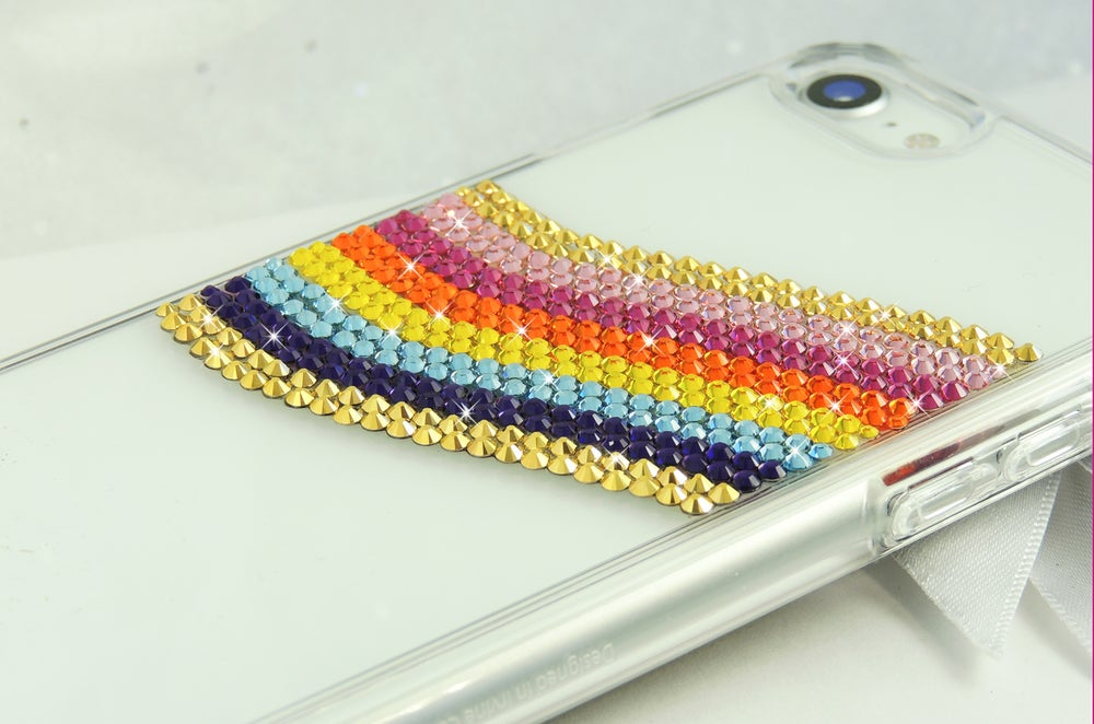 Image of Crystal Rainbow for iPhone 7/8/SE 2020 reduced from £60 to £40