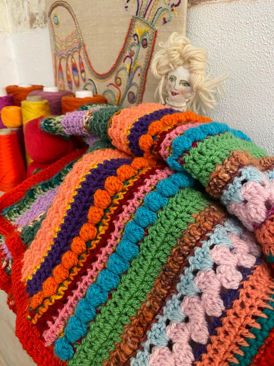 Image of Intermediate crochet class with Avalon Sunday May 30th 10-1pm