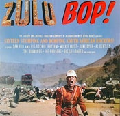 Image of LP. V.A. : Zulu Bop !     Awesome Rockin' Stuff.