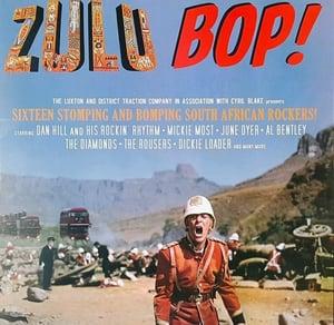 Image of LP. V.A. : Zulu Bop !     Awesome Rockin' Stuff.