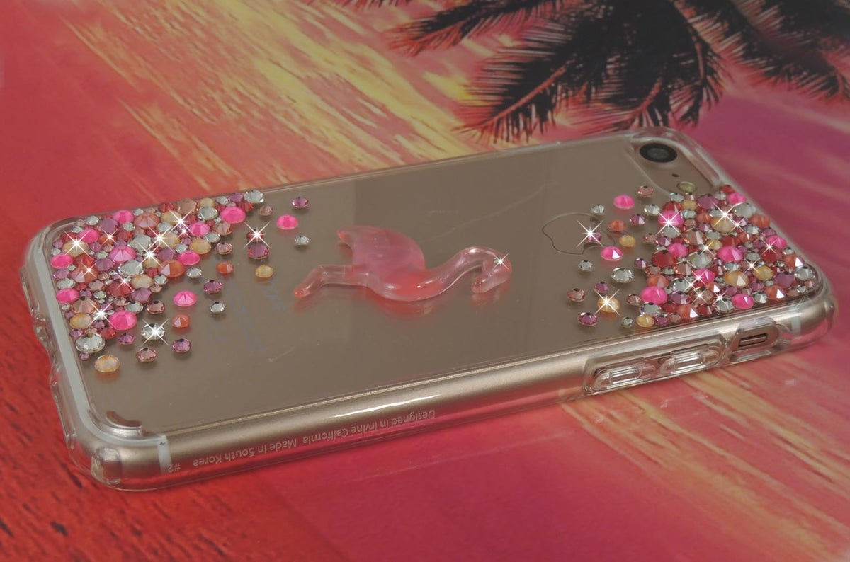 Image of Cascade Flamingo Sample Sale Reduced from £55 to £40