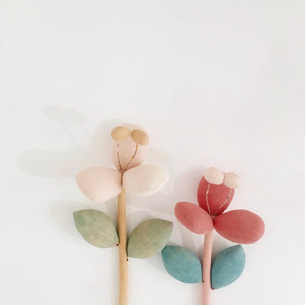 Image of sweet pink flower